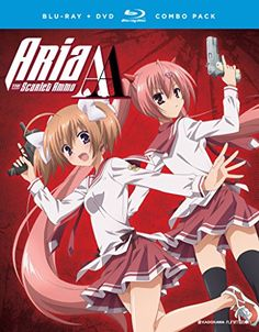 Shop Aria the Scarlet Ammo AA: The Complete Series [Blu-ray] at Best Buy. Find low everyday prices and buy online for delivery or in-store pick-up. D Frag, Extreme Sports, Me Me Me Anime, Scarlet, Cute Girls, Cool Things To Buy, Weapons, Tokyo, High School
