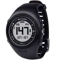 SkyCaddie SW2 Golf GPS Watch - Black