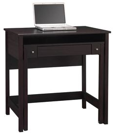 100+ Small Wooden Computer Desks for Small Spaces - Favorite Interior Paint Colors Check more at http://www.freshtalknetwork.com/small-wooden-computer-desks-for-small-spaces/