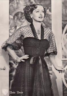 Bette Davis 1950s Photo Postcard | eBay