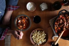 Enjoy a hearty bowl for this last stretch of winter.