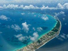 Tikehau - hieno atolli Ranskan Polynesiassa