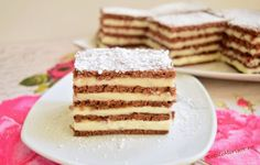 Tiramisu, Biscuits, Ethnic Recipes, Food, Cakes, Sweets, Deserts, Cookies, Kuchen