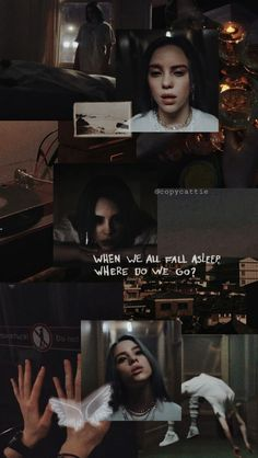 wallpaper / lockscreen Billie Eilish Bury a Friend - GoalsLive Aesthetic Backgrounds, Aesthetic Iphone Wallpaper, Aesthetic Wallpapers, Billie Eilish, Album Cover, Love Of My Life, My Love, Fall Wallpaper, Wallpaper Lockscreen
