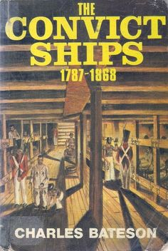 Interior of a Convict Ship - Charles Bateson's 'The Convict Ships' History Timeline, History Photos, Van Diemen's Land, First Fleet, World Library, John Bell, My Family History, Our Country, Science Activities