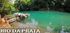 Recanto Ecológico do Rio da Prata – Bonito/MS [GoPro]