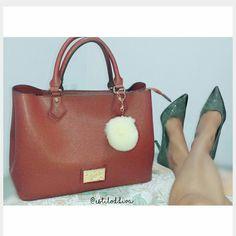 estiloddiva  bag  bags  bolsas  santalolla  scarpin  verde  verdemilitar 8ccea2dca9