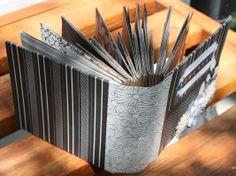 Brown paper bag albums web site - lots of ideas!