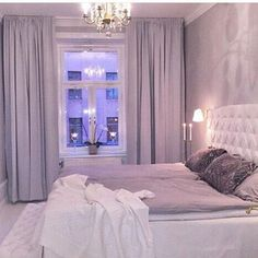 Lavender And Grey Bedroom Envy Residences Pinterest Gray