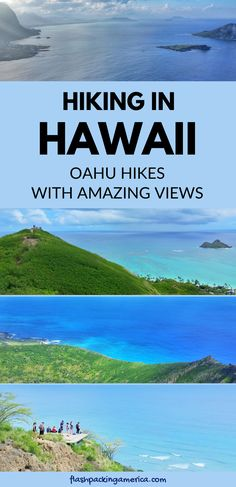 US vacation ideas. places to visit in the united states. oahu hawaii things to do. beautiful world travel destinations with best places to visit in hawaii, in the US. outdoor travel tips. us, usa, america Hawaii Hikes, Hawaii Vacation, Oahu Hawaii, Hawaii Travel, Beach Trip, Vacation Spots, Vacation Ideas, Hawaii Beach, Maui