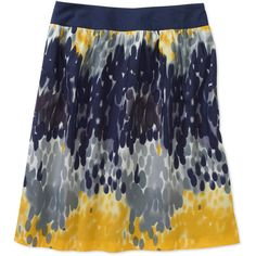 Bella Bird Women's Floral Skirt - Really  like this in both colors it comes in!