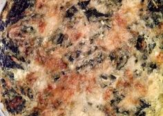 Spinach and Two Cheese Bake Recipe -  Very Tasty Food. Let's make it!