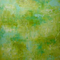 ELENA Large abstract painting original palette knife contemporary 36x36 Stretched. $299.00, via Etsy.