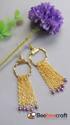 Tiny Star Earrings/ Diamond Star Earrings in Solid Gold/ Tiny Diamond Earrings/ Tiny Stud Earrings/ Tiny Diamond Studs/ Valentines Day - Fine Jewelry Ideas Handmade Wire Jewelry, Wire Wrapped Jewelry, Earrings Handmade, Diy Schmuck, Schmuck Design, Tiny Stud Earrings, Bead Earrings, Earrings Online, Earring Tutorial