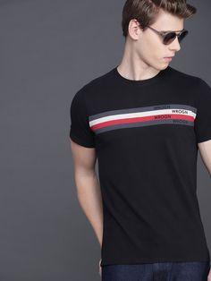 Myntra Fashion Store - Buy Myntra Fashion Store online in India Mens Tee Shirts, Boys Shirts, Mens Sweatshirts, Cool T Shirts, Online Fashion Stores, Store Online, Cool Shirt Designs, Lacoste, Cool Street Fashion