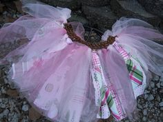 Pink John Deere Tutu $16.00