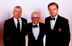 """""""I first heard about Leo from Robert De Niro. He told me in passing, 'I just did this thing called THIS BOY'S LIFE with this kid named Leo DiCaprio. He's really good'....And he rarely says that."""" - Martin Scorsese"""