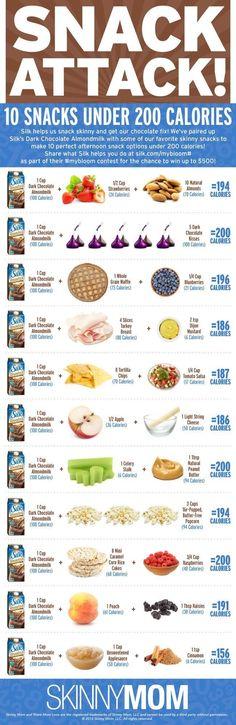 Try these Silk Dark Chocolate Almondmilk pairings for 200 calorie snacks! via Mom - Healthy Living for WomenSnack time! Try these Silk Dark Chocolate Almondmilk pairings for 200 calorie snacks! via Mom - Healthy Living for Women Healthy Habits, Healthy Choices, Healthy Life, Healthy Snacks, Healthy Living, Healthy Recipes, Smart Snacks, Yummy Snacks, Free Recipes