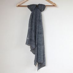 Kozue Scarf Pattern – Knit Purl