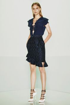 Prabal Gurung | Resort 2015 Collection | Style.com