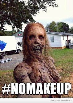 The Walking Dead Funny :P