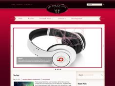 InDaClub is stylish and clean music theme for WordPress blog. It has designs which are good-looking. It contains powerful functionality that allow you to create amazing music blog.