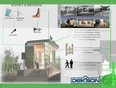 Sayembara design(halte bus tembalang)