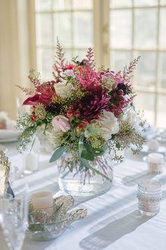 South Jersey Wedding Florist - Pocket Full of Posies Florist - Ram's Head Inn - Fall Wedding - Peonies - New Jersey - Wedding - Flowers - Florist - Bride - Bridal - Groom