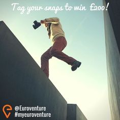 If you're away on a #Euroventure just tag your photos @euroventure with #myeuroventure and you'll be entered into our 2016 summer photo competition! Yaaaaasss  #winner #competition #photography #travel #go #see #explore #escape #live #holiday #summer2016