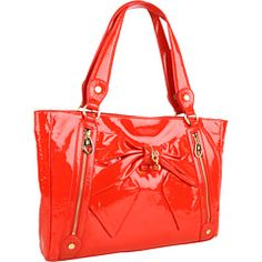 Betsey Johnson Bow Bag