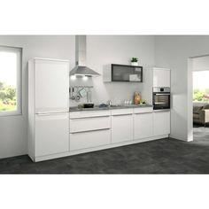 magnolie als k chenfarbe ideen und bilder f r die k chenplanung k che pinterest kitchen. Black Bedroom Furniture Sets. Home Design Ideas