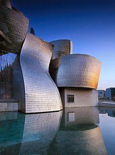 Guggenheim Museum Bilbao ,Spain