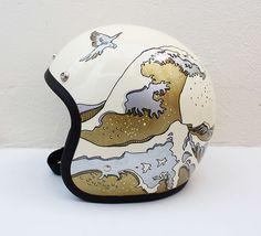 Mermaid Custom Helmet on Behance