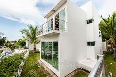 Modern Villas Facing Golf Course, Playacar, Mexico $350,000 USD - TOPMexicoRealEstate.com