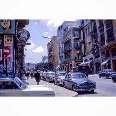 Foch Street [1960s] via oldbeirut.com