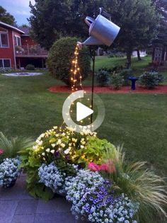 75 Fresh Beautiful Spring Garden Landscaping for Front Yard and Backyard Ideas - Homekover - Modern Design Front Yard, Diy Garden Decor, Outdoor Decor, Landscape Design, Pretty Gardens, Backyard Landscaping Designs, Diy Garden, Garden Design, Garden Art
