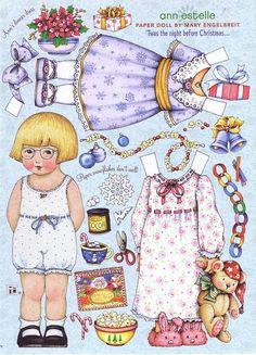 (⑅ ॣ•͈ᴗ•͈ ॣ)♡                                                             ✄Ann Estelle Christmas Eve