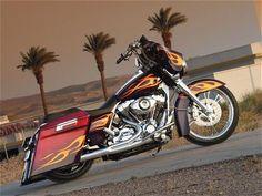 bagger flames : V-Twin Forum: Harley Davidson Forums