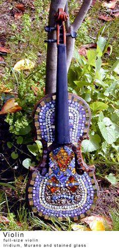 Skye violin