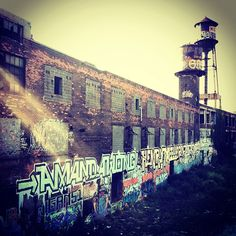 Detroit Graffiti.