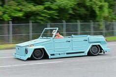 Aqua VW Thing