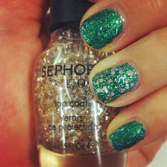 cjchoi inspired by Emerald. How does the Color of the Year inspire you? Take a pic & tag it #SephoraPantone—it could be featured on our Instagram or Pinterest! #StPatricksDay #StPaddys