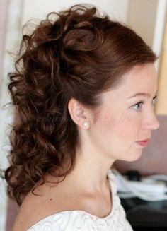 félig+leengedett+esküvői+frizurák+-+félig+feltűzött+esküvői+frizura