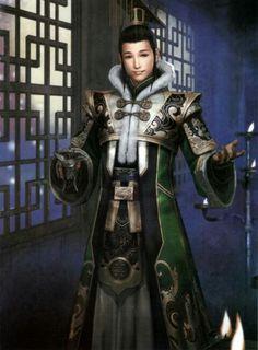 Dynasty Warriors- Liu Shan