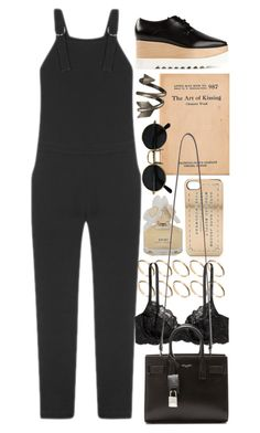 """Untitled #8931"" by nikka-phillips ❤ liked on Polyvore featuring ASOS, H&M, Marc by Marc Jacobs, Nomia, STELLA McCARTNEY and Yves Saint Laurent"