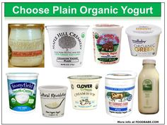 Article from the Food Babe ~ You Won't Believe What's In Your Yogurt - And It's Not On The Label!