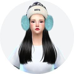 Sims 4 CC's - The Best: Ear muffs by Marigold