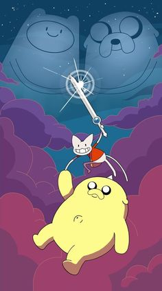 Join Adventure Time fandom on thefandome.com to find out more interesting fan arts about it.