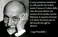 Parole e ispirazione - Luigi Pirandello