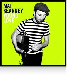 Matt Kearney- a longtime favorite